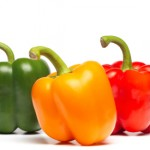 Bell peppers are a BIG FAVORITE for a crop in Portable Farms!