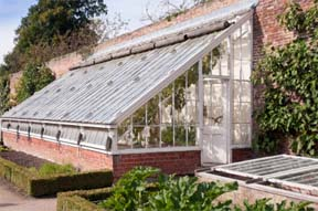 greenhouse lean to