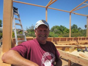 Lane McClelland, Director of Installations for Portable Farms Ltd.