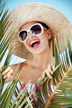 tropical girl2