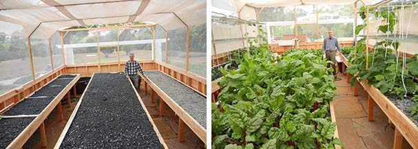 Aquaponics with portable farms aquaponics systems sciox Images