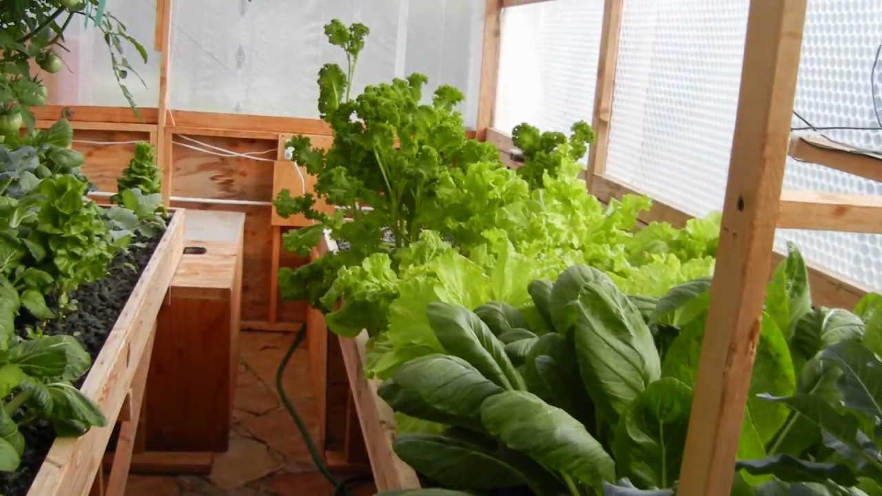 Do It Yourself Home Design: Aquaponics Training Curriculum For Portable Farms®