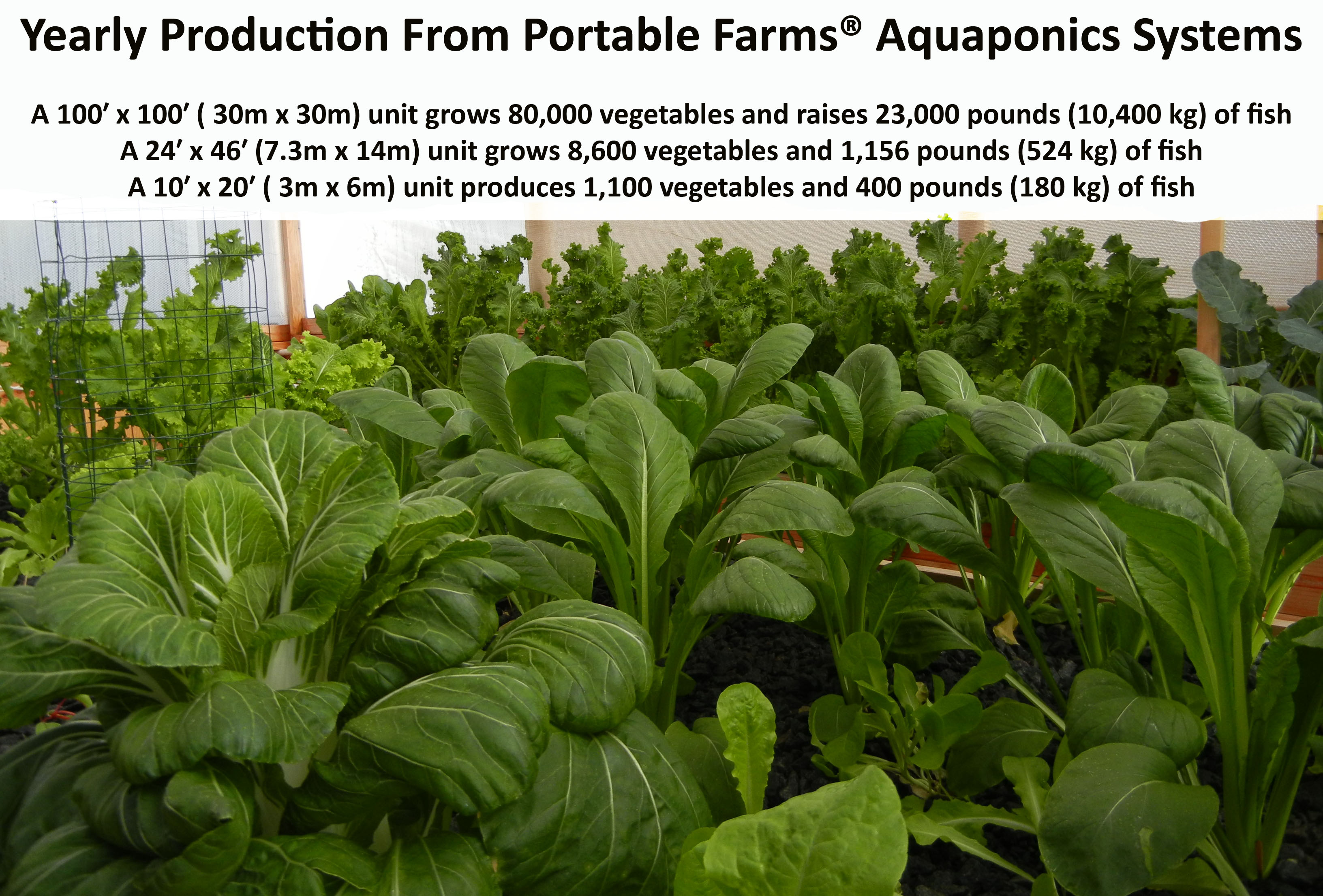 Aquaponics University Presents Portable Farms Aquaponics