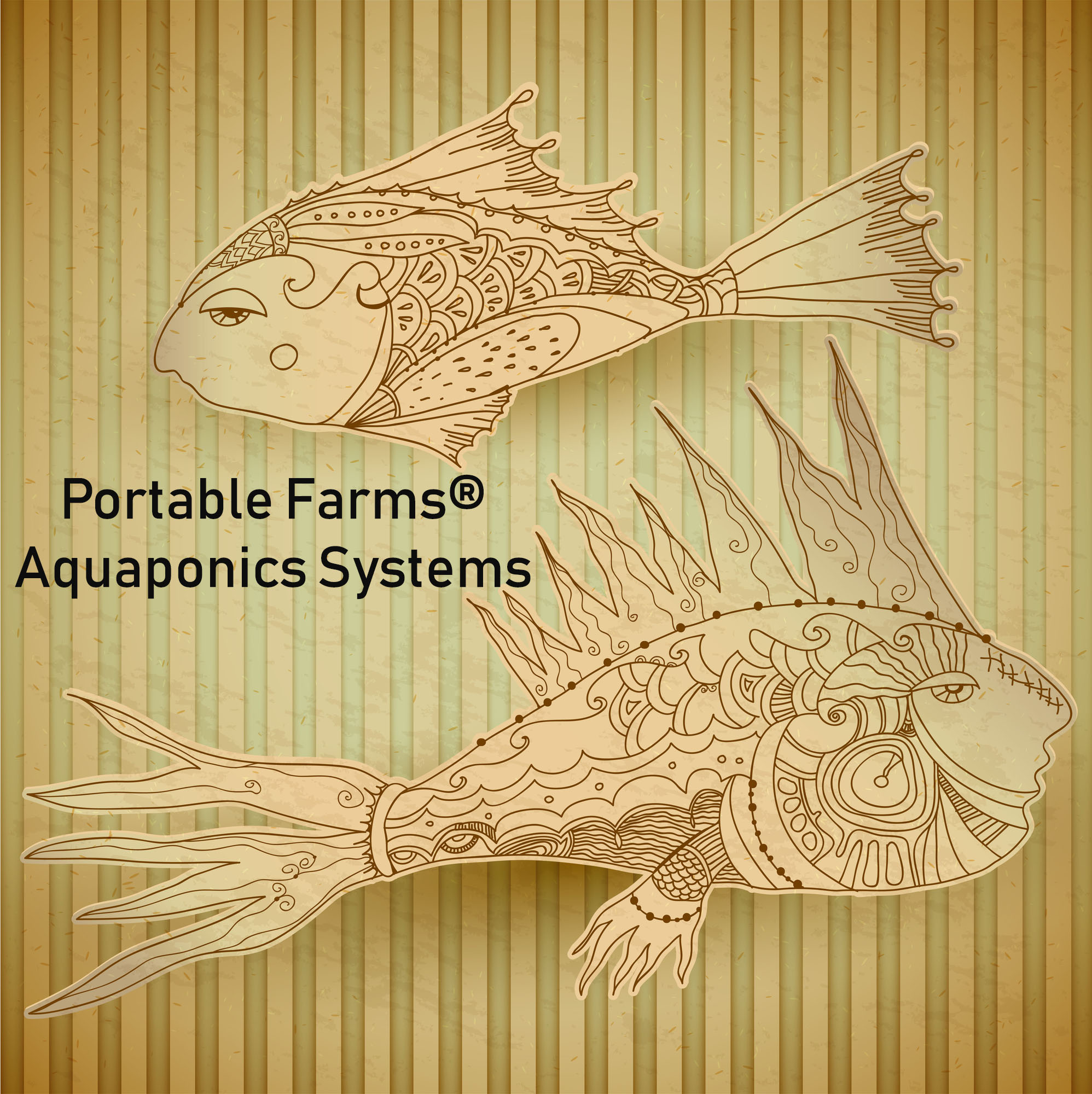 Aquaponics with Portable Farms Aquaponics Systems